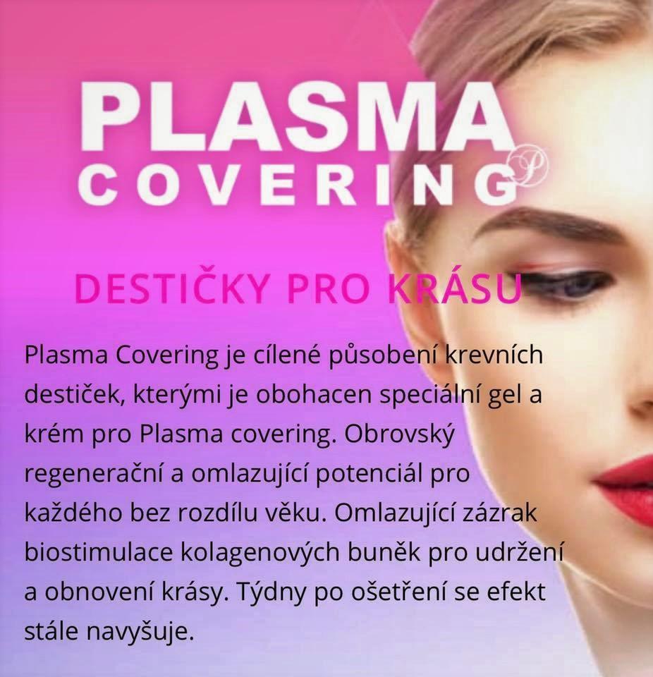 Plasma Covering - cílené působení krevních destiček