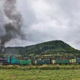 Mladějov na Moravě, Pardubický kraj, úzkorozchodná železniční dráha, Průmyslové muzeum