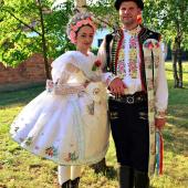 Obec Přítluky a Nové Mlýny, kulturní a společenský život, krojové hody