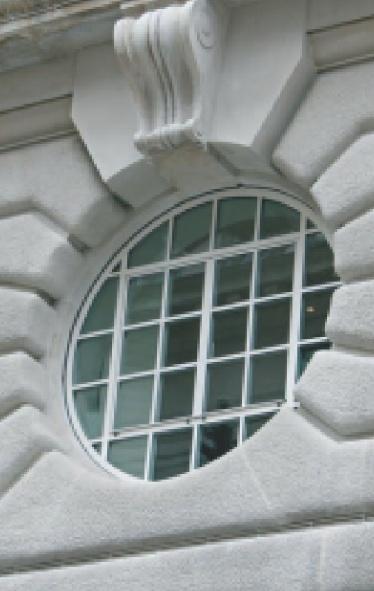 Industriálních okna - rekonstrukce starých budov