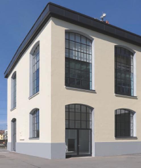 Modernizace starých objektů - výroba industriálních okenních konstrukcí