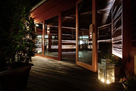 SPA zóna a sauna na terase – wellness centrum v Opavě pro opravdový odpočinek a regeneraci celého organismu