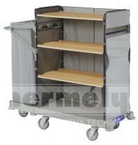 úklidový vozík pro ubytovací zařízení