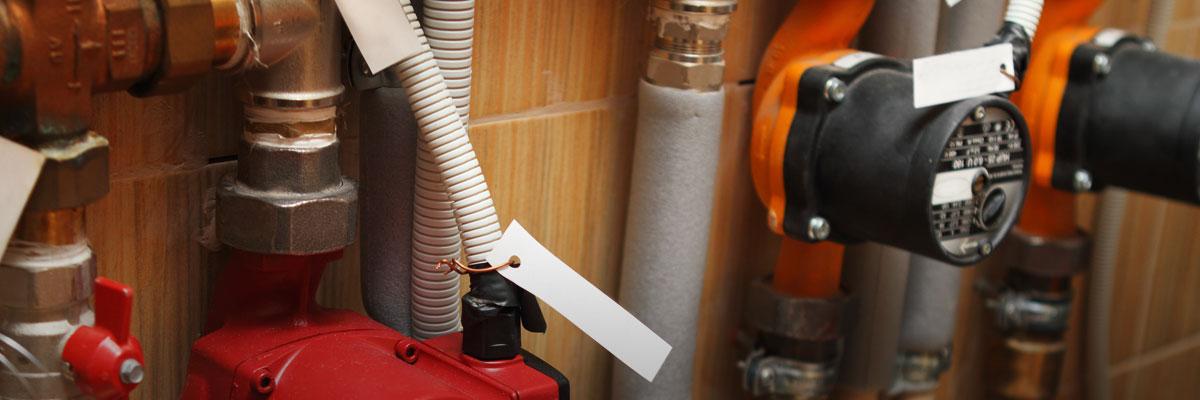 Rozvody topení, podlahové vytápění a další topenářské práce