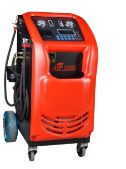 Výměna oleje v automatických převodovkách