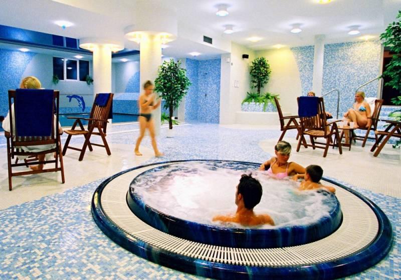 Wellness hotel ubytování relaxace víkendový pobyt Rychnov