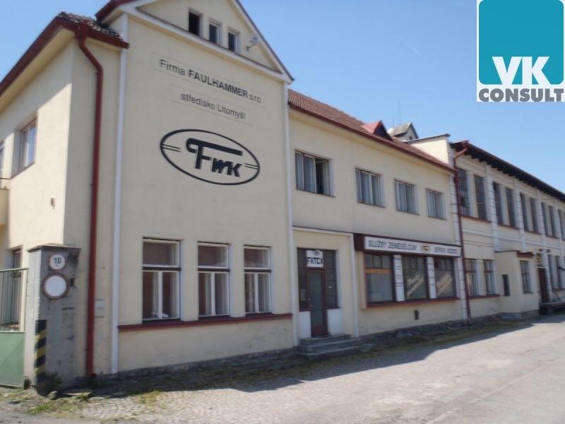 CONSULT VK - realitní kancelář Choceň, Polička, Litomyšl