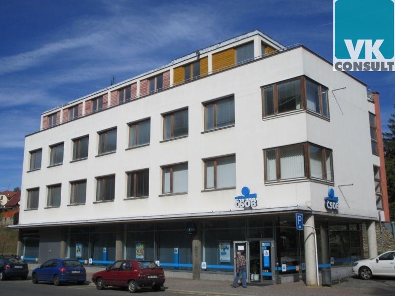 Prodej - bytová a nebytové jednotky v centru města - Litomyšl