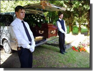 Služby krematoria, pohřební služba Jeseník