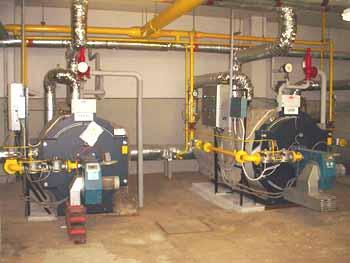 Plynovody, kanalizace, stavby čistíren odpadních vod Prostějov