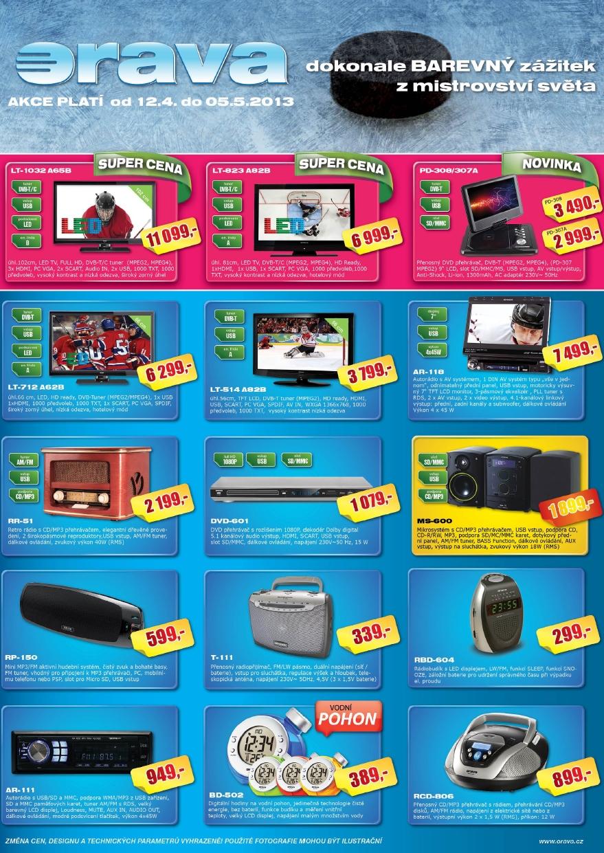 E-shop, prodej černá elektronika, televize Ostrava, Frýdek-Místek