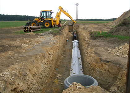 Plynovody, vodovody, kanalizace Praha