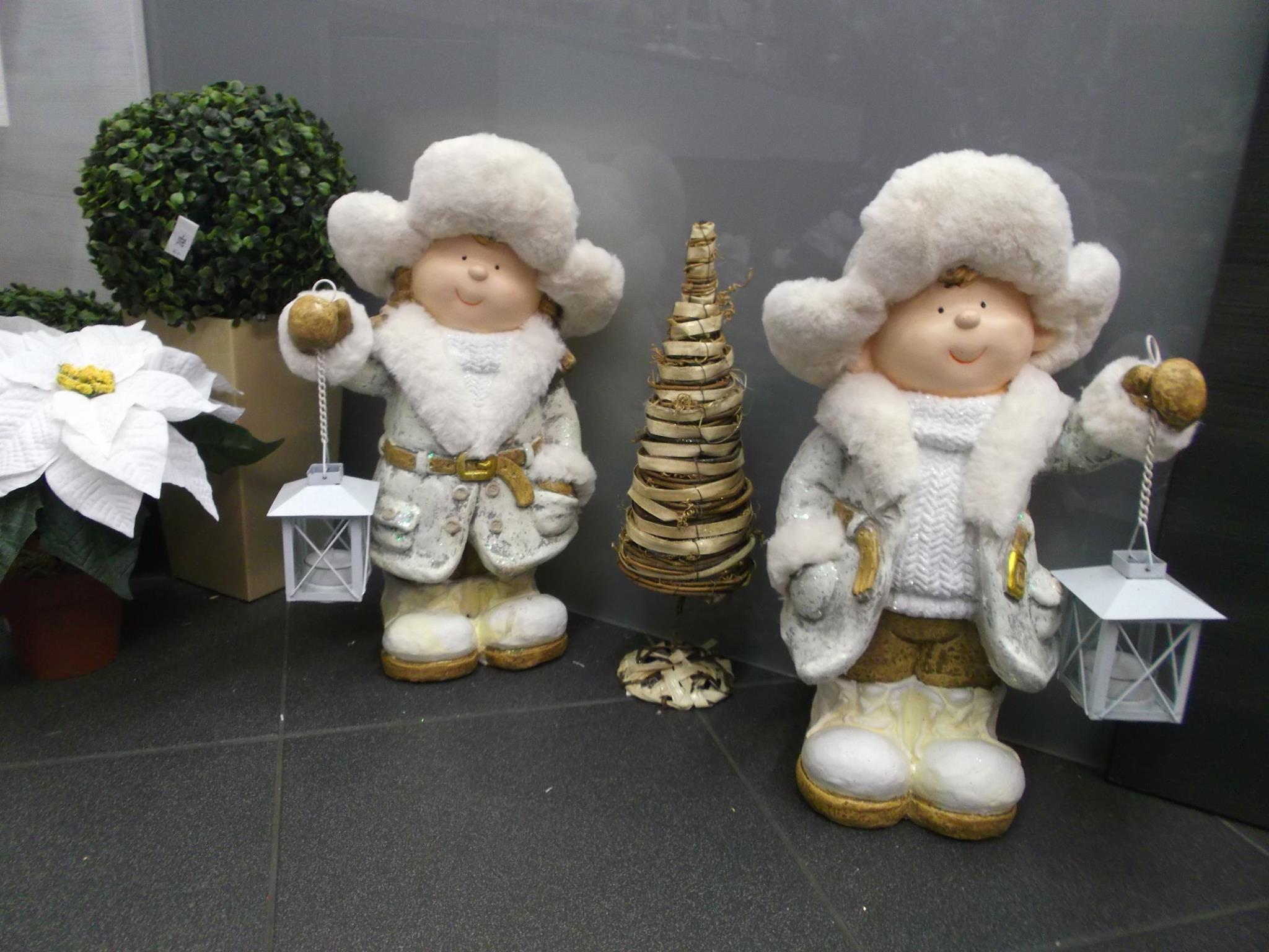 vánoční dekorace - Uherské Hradiště