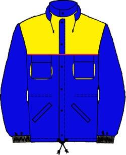 Zimní pracovní bunda