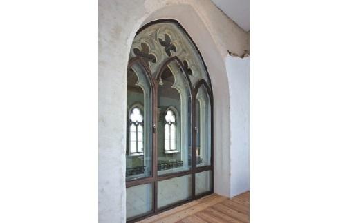 Izolované ocelové profily - Industriální architektura historických budov i občanské výstavby