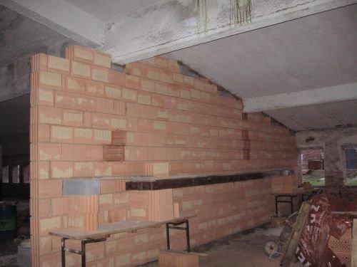 Stavební, zednické práce, zednictví