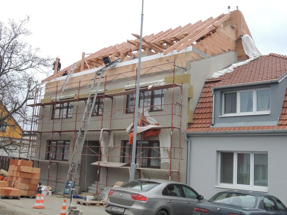 Opravy, rekonstrukce, realizace střech
