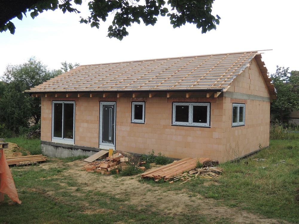Realizace nových střech