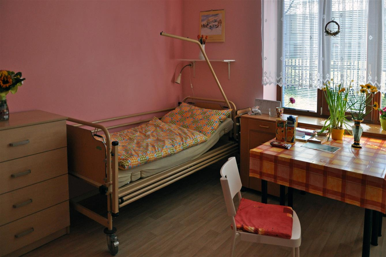 Odlehčovací sociální pobytová služba pro seniory a osoby s mentálním postižením
