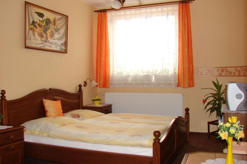 ubytování v hotelu - Uherský Brod, Luhačovice