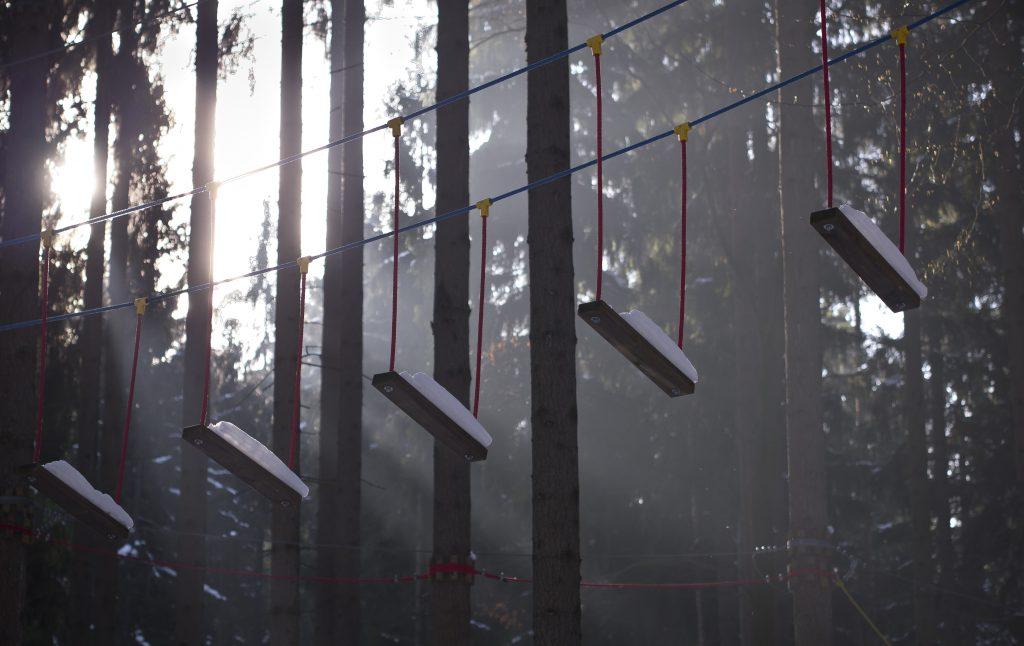 Údržba lesní krajiny pro rekreační účely