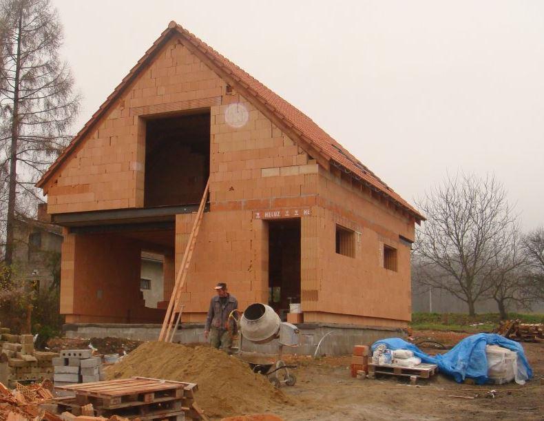 Zednické a stavební práce