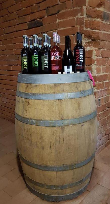 Vína na sudu