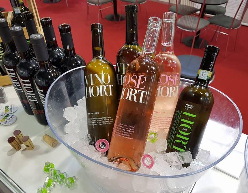 Vína HORT