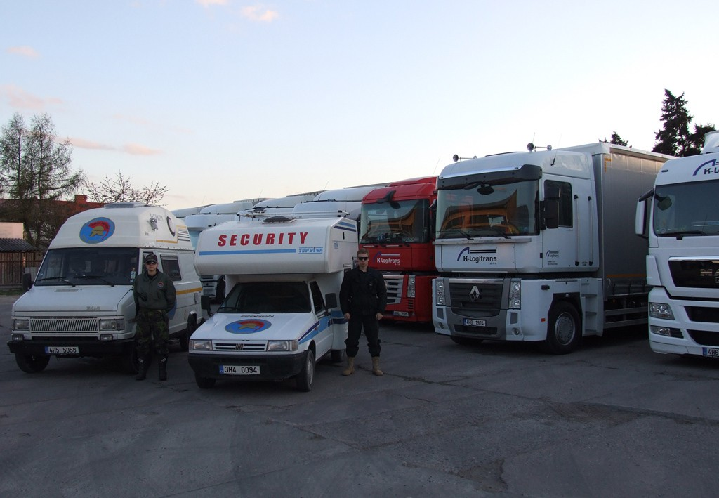 Bezpečnostní služby PCO Hradec Králové – spolehlivé zabezpečení objektů od profesionálů