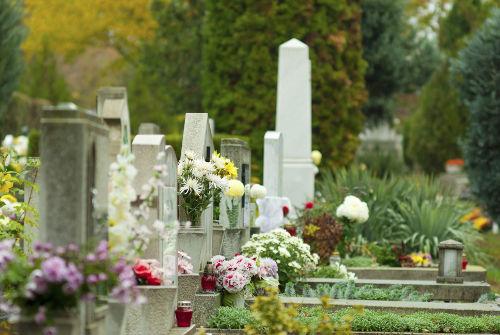 Správa hřbitovů Kutná Hora - Údržba hrobů, úprava, ošetření hrobního příslušenství