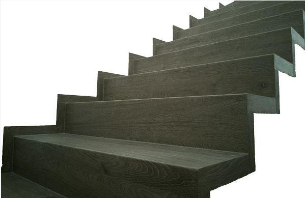 Profesionální instalace vinylových schodišť