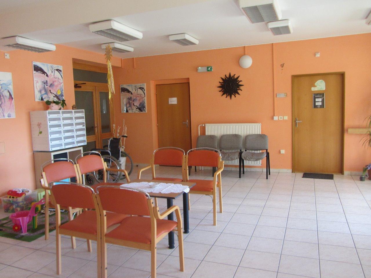 Pobytový domov pro seniory Opočno - nepřetržité sociální a zdravotní služby
