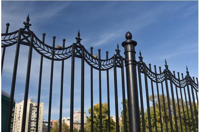 Zakázková kovovýroba - kovové ploty