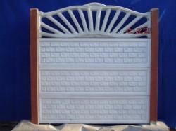 Prodej a montáž betonových plotů