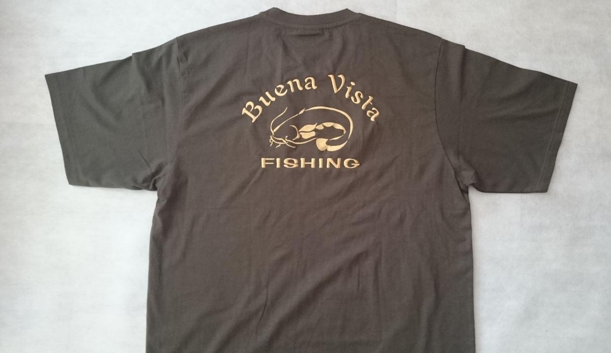 Rybářské motivy - vyšívání na textil