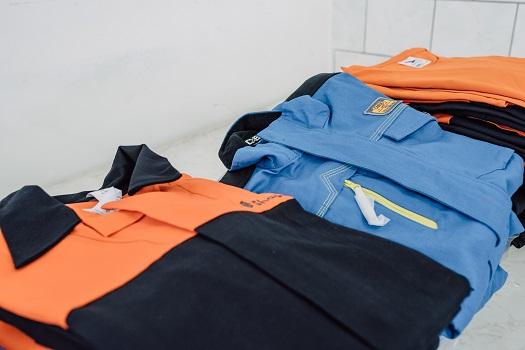 Průmyslové čištění oděvů
