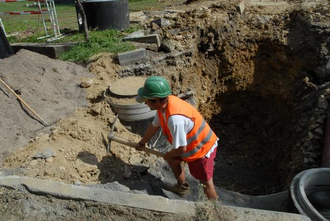 Propojení obcí do moderní a kapacitní kanalizační soustavy, Svazek obcí pro vodovody a kanalizace Šlapanicko