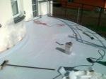 Pavel Fejkl, Pelhřimov, montáž střešních fólií, izolace bazénů a balkonů