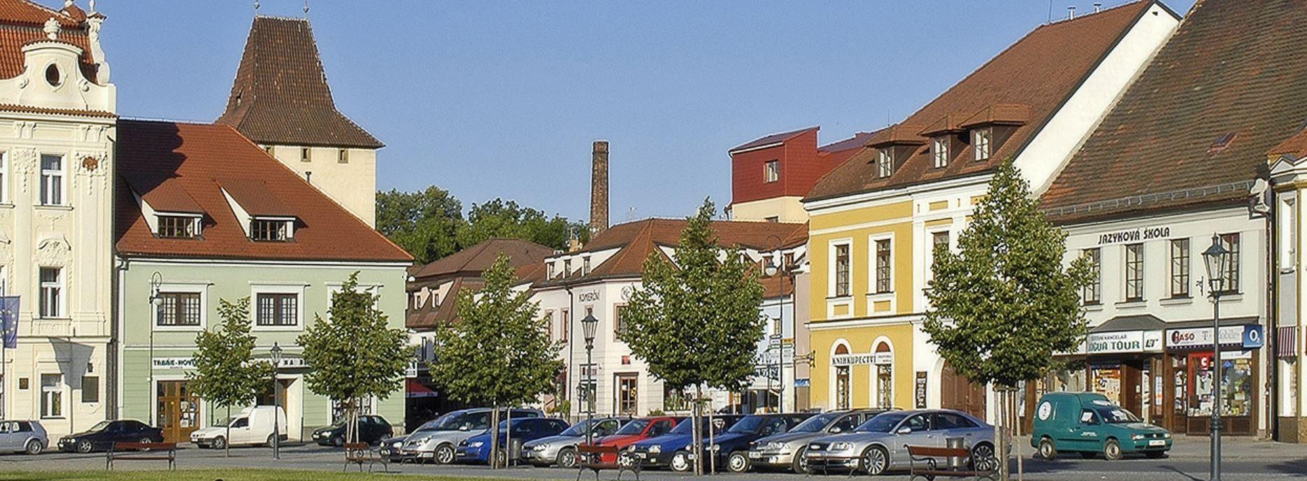 Historická část města Beroun