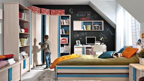 Nábytek do dětského pokoje – funkční, moderní a kvalitní nábytek za skvělé ceny