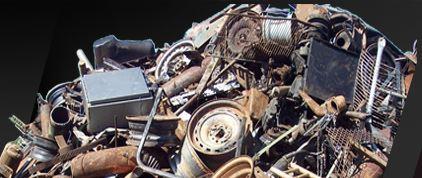 Kovošrot – výkup, doprava a zpracování kovového odpadu