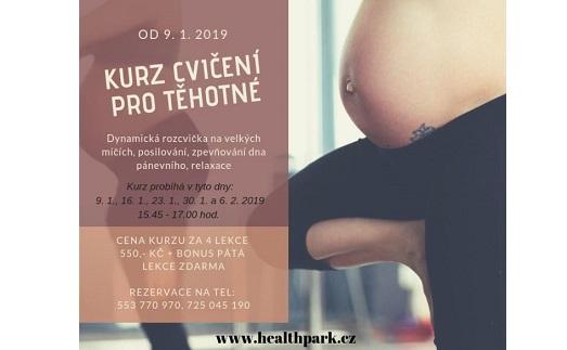 Cvičení pro těhotné – zdravý pohyb během těhotenství pro Vás a pro Vaše miminko