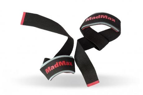 Eshop posilovací trhačky Madmax - pro silnější úchop při přitahovacích cvicích, při zvedání závaží