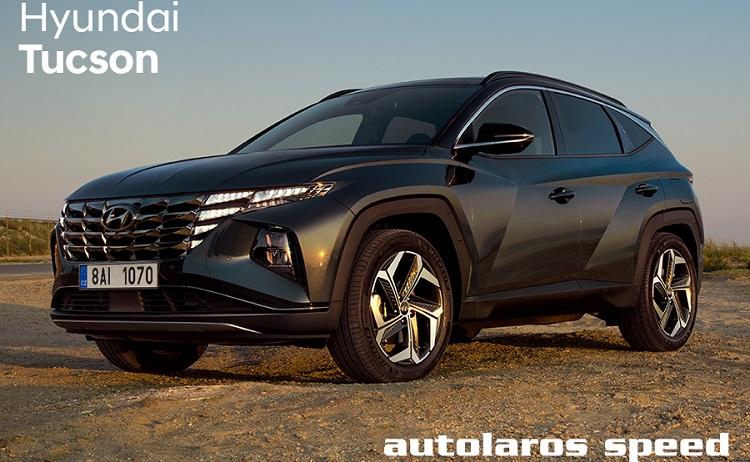 Jedinečný design a nejmodernější technologie – to je nové kompaktní SUV Hyundai Tucson