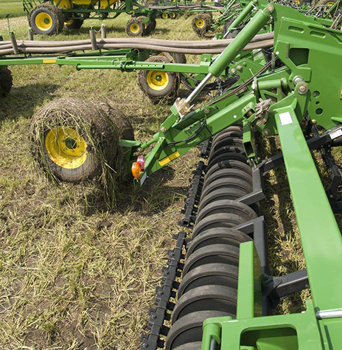 Rostlinná výroba Jedlová - pěstování obilovin, olejnin a pícnin