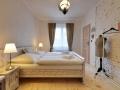 Ubytování v penzionu s historickým nábytkem