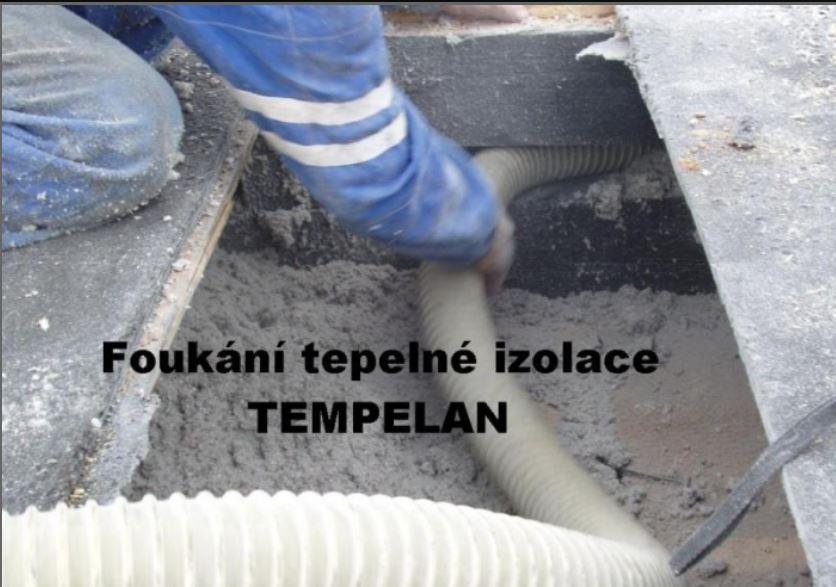 Snadná aplikace izolace TEMPELAN