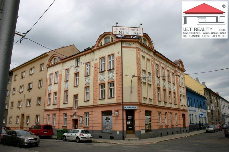 Prodej činžovního domu Ostrava