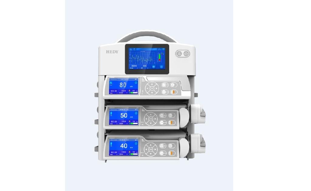 HDIS50 Plus - systém řízení infuze
