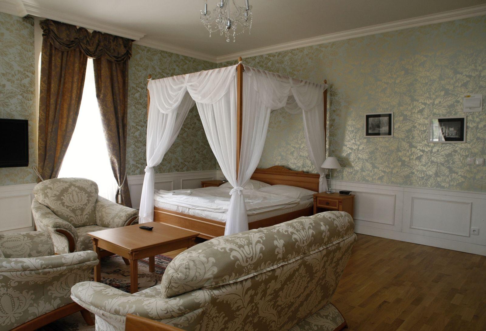 Zvýhodněný romantický pobyt pro dvě osoby v luxusním Zámeckém hotelu